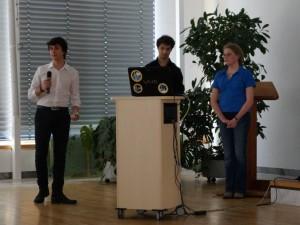 Presentation Garmin
